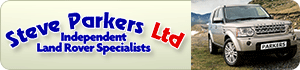 Steve Parkers Ltd Independent Land Rover Specialists